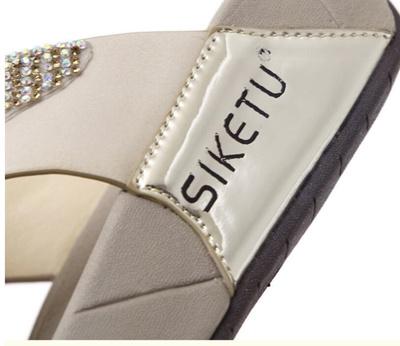 4ca486a7076de4 sale 2017 Summer Woman Shoes Platform bath slippers Wedge Beach Flip Flops  High Heel Slippers For