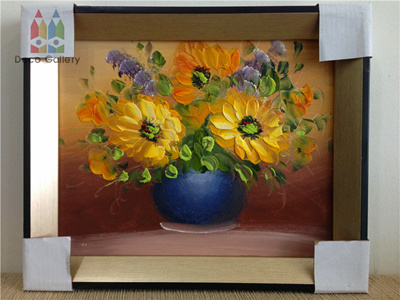 Qoo10 oil painting : furniture & deco