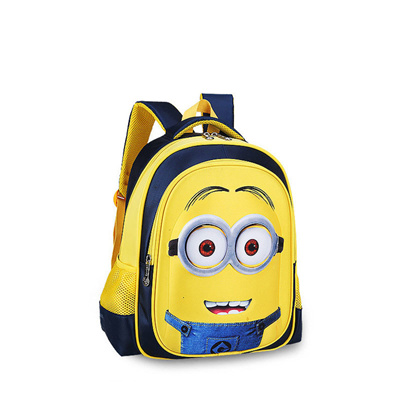 Qoo10 Minion Backpack Bag Wallet Kids School Bags For Boys Schoolbag Backpacks Deable Me