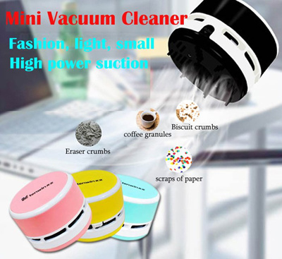 Ful Mini Desk Vacuum Cleaner Cute