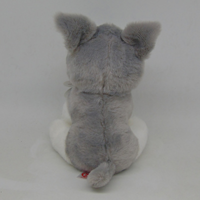 e8333796bed sale Pyoopeo Ty Beanie Babies 6 15cm Harper Grey Schnauzer Plush Regular  Stuffed Animal Dog Collect