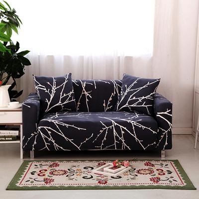 Qoo10 Sale Universal Slipcovers Sectional Elastic Stretch Sofa
