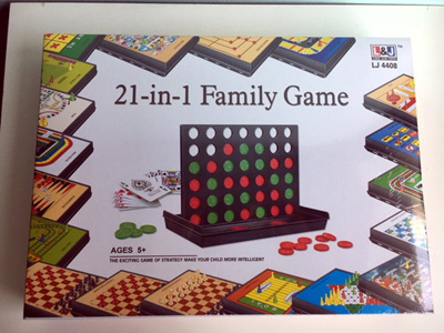 (SALES)LOCAL SELLER21 in 1 Non Magnetic Games : Chess Snake Ladders Etc  Board Games Educational Children Games