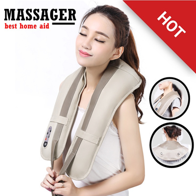 how to give a good shoulder massage
