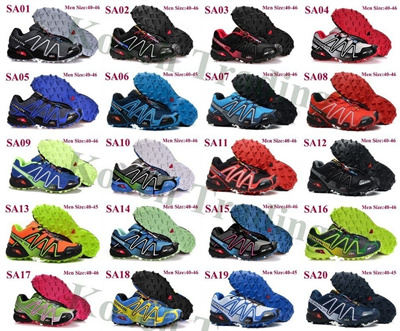f079ec06acb7 Zapatillas Salomon Speedcross 3 Running Shoes For Men
