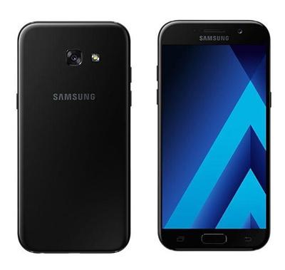 Samsung Galaxy A5 (2017) 32GB Black Sky Image