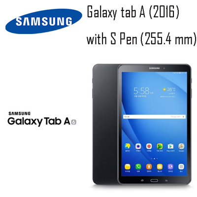Samsung ElectronicsSamsung Galaxy tab A 10 1 inch without S Pen 32G (255 4  mm) SM-T580 WiFi-only Android 6 0 Marshmallo