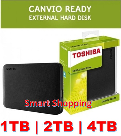 c58aa07e5 Toshiba 4TB 2TB 1TB 2.5 External Hard Drive HDD Singapore warranty Ext Hard  (Better than
