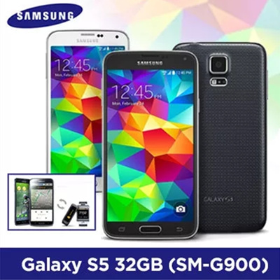 SAMSUNG[Exports Set] USED Samsung Galaxy S5 SM-G900 32GB Korea Version