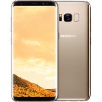 Samsung Galaxy S8 Maple Gold Image