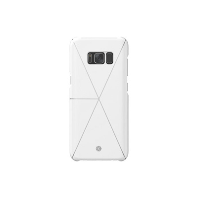 best sneakers b2576 78eeb Qoo10 - Samsung Galaxy S8 EXO Smart Cover GP-G950HICPBKA White ...