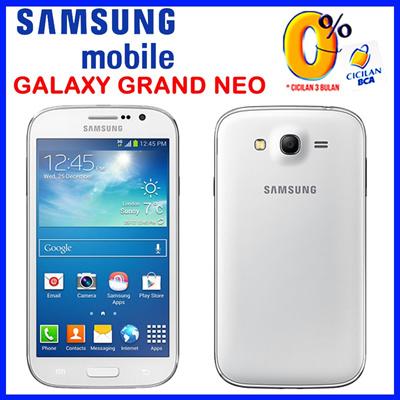 SAMSUNG HANDPHONE GALAXY GRAND NEO