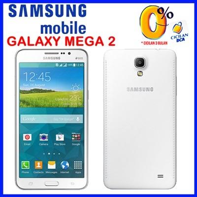SAMSUNG HANDPHONE GALAXY MEGA 2