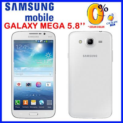 SAMSUNG HANDPHONE GALAXY MEGA 58 Inch