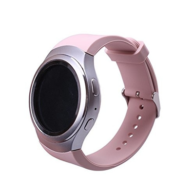 Qoo10 - Samsung Gear S2 Band, Pink Samsung Smartwatch ...