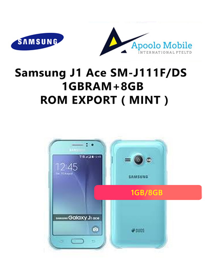 Samsung J1 Ace SM-J111F/DS 1GBRAM+8GB ROM EXPORT ( MINT )