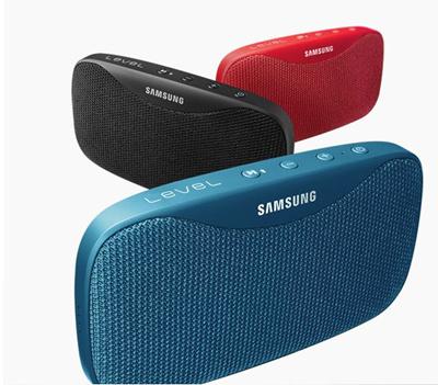 Qoo10 Samsung Level Box Slim Portable Rechargeable Bluetooth