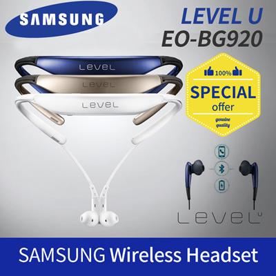 Earbuds samsung level u - samsung earphones
