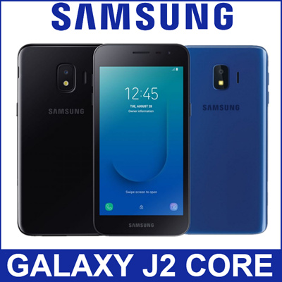 Samsung Mobile(2018) Samsung Galaxy J2 Core / 5 0 inch / 1GB Ram / 8GB Rom  / Android 8 1 / Export set