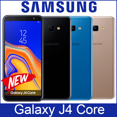 Samsung Mobile(New) Samsung Galaxy J4 Core // 6 0in Display / 16GB ROM /  Android 8 1 Oreo / Export set