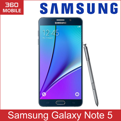 Samsung MobileSamsung Galaxy Note 5 32GB ROM 4GB RAM 5 7 inches 16 MP  Camera Super AMOLED (Export set)