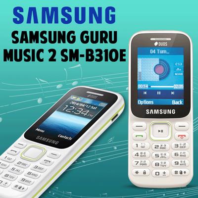 Samsung Guru Music 2 SM - B310E