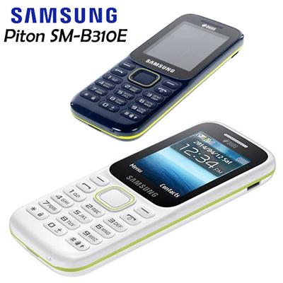 Qoo10 Samsung Piton Sm B310e Blue And White Handphone Dualsim