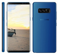 Samsung Galaxy Note 8 256GB Deep Sea Blue Image