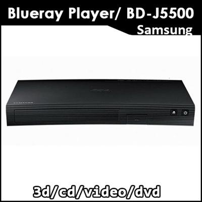 SAMSUNG[Samsung] Blueray Player BD-J5500 / 3d/cd/video/dvd