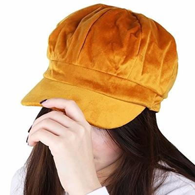 85979840e Samtree Newsboy Hats for Women,8 Panel Ivy Gatsby Visor Warm Cabbie Cap