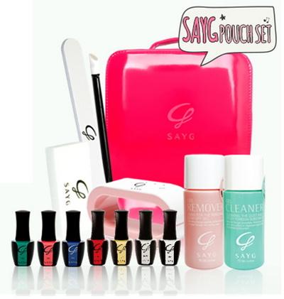 Qoo10 sayg gel nail art set do it yourself nails beauty nail sayg gel nail art set do it yourself nails beauty nail art solutioingenieria Choice Image