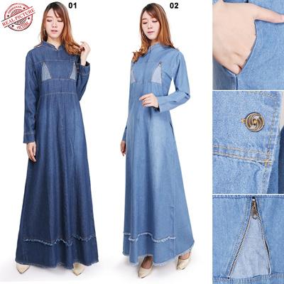d7522211170 Qoo10 Sb Collection Dress Maxi Renta Gamis Panjang Longdress Jeans