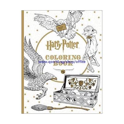[Scholastic/Twiggler]Scholastic/Twiggler Harry Potter Coloring Book/Twiggler