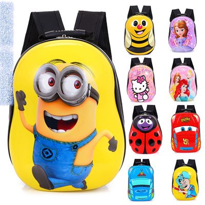 5ff35b2664f8 Qoo10 - School Backpacks Kid Backpacks School Bag Cartoon Bag Cartoon  School B...   Kids Fashion