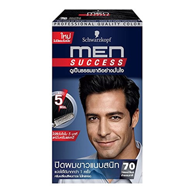 Qoo10 Schwarzkopf Thailand Schwarzkopf Men Success 70 Natural