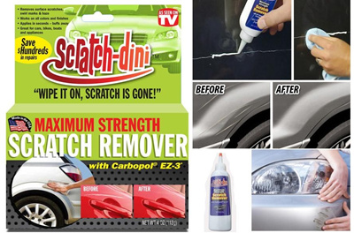 Qoo10 Scratch Dini Remover Automotive Industry