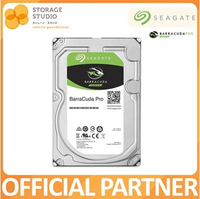 SeagateSeagate 6TB/8TB/10TB Barracuda PRO 3 5inch Desktop Hard Disk  3  Years Local Singapore Warranty