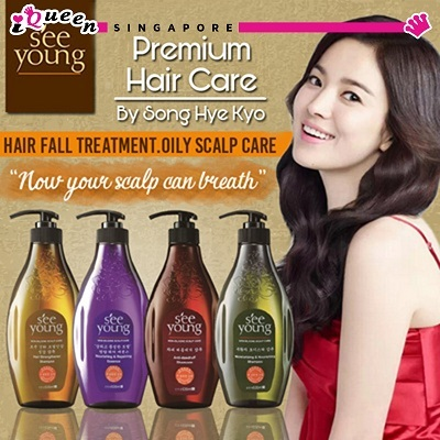 Qoo10 【see Young】 Premium Hair Care By Song Hye Kyo