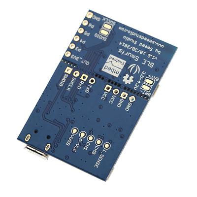 Seeed Tiny BLE - BLE + 6DOF Mbed Platform Bluetooth Development Board