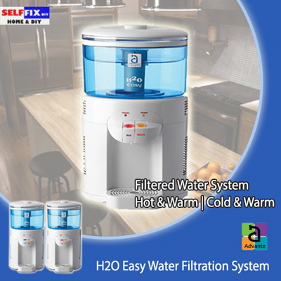 Advante H2o Easy Water Filtration System Hot And Warm Cold