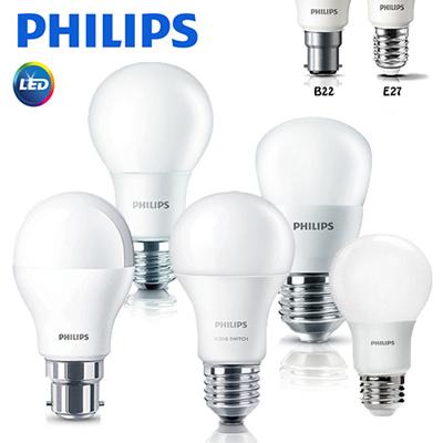 Selffix Coupon Philips 7w 13w Led Energy Saving Long Lasting Cool Warm Light Bulbs E27 B22 Cap