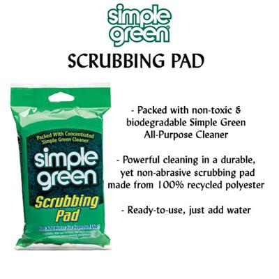 【SIMPLE GREEN】Scrubbing Pad