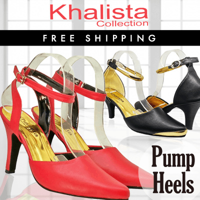 Qoo10 - Sepatu Sandal High Heels Pump Khalista Collection Sepatu Hak ... cfab41437a