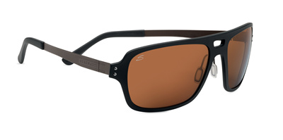 638f09c801  Focus Point  Serengeti Nunzio 7835 Satin Black Polar PhD Drivers Lenses  Sunglasses