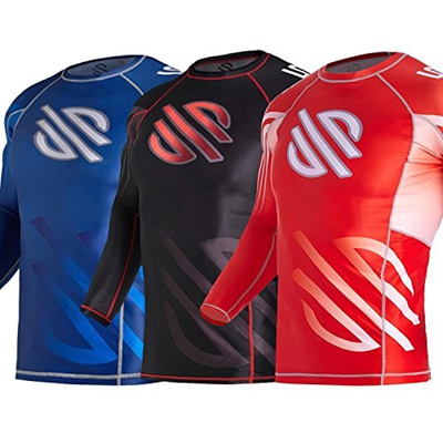 812ae3801a Qoo10 - Series 1 Base Layer Compression MMA BJJ Cross Training Rash Guard  with...   Sports Equipment