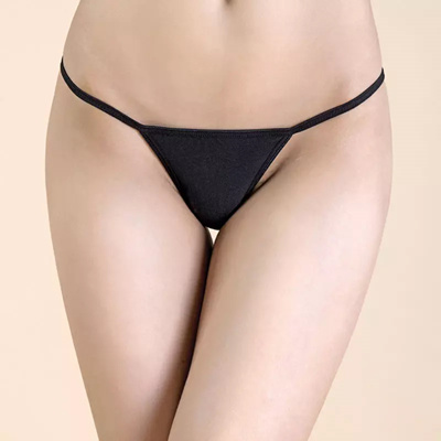 3e3f23452ca Sexy seamless G-string panties underwear for girl lady woman