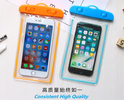 Sg Seller Handphone Mobile Phone Water Resistance Proof Under Water Camera Pouch