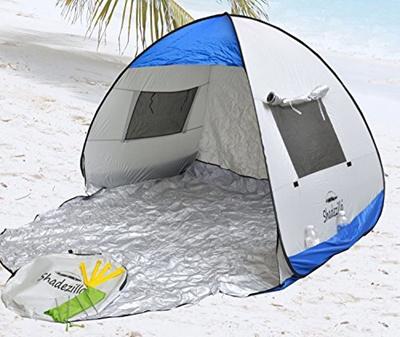 [SHADEZILLA] Instant Pop-up Family Beach Tent and Sun Shelter UPF 55+  sc 1 st  Qoo10 & Qoo10 - [SHADEZILLA] Instant Pop-up Family Beach Tent and Sun ...
