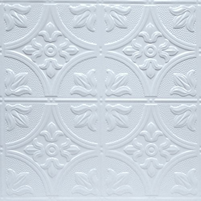 309 Authentic Pressed Metal Wall