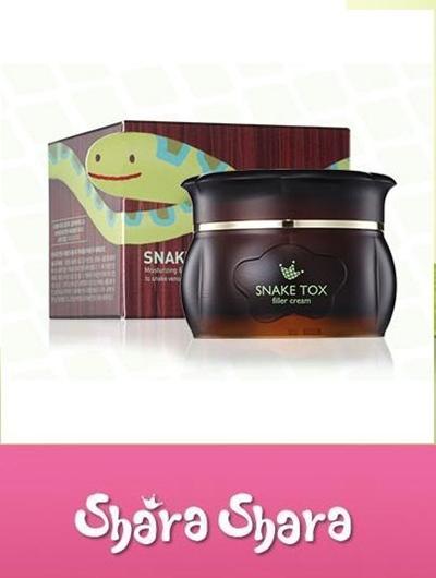 Qoo10 - Korea popular new brand !! Shara Shara Snake Tox Filler
